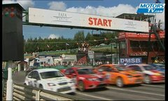 Thumbnail of European Rallycross big crash at Buxtehude, Germany 2009