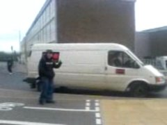 Thumbnail of Ever wondered what happens if you attack a security van?