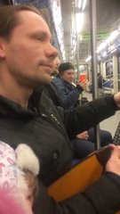 Thumbnail of Accidental jam on the Moscow subway