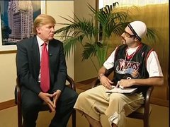 Thumbnail of Sacha Baron Cohen recalls the Ali G - Donald Trump interview