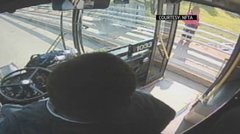 Thumbnail of Bus Driver Saves Woman From Jumping Off Bridge