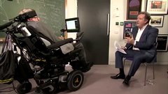 Thumbnail of Stephen Hawking and Stephen Fry