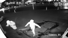 Thumbnail of Shanghai Police Releases Surveillance Footage of Dumbest Burglars Ever