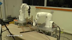 Thumbnail of A robot assembling an IKEA chair - Francisco Suárez-Ruiz, Science Robotics