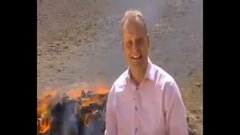 Thumbnail of BBC Reporter accidentally gets high on camera
