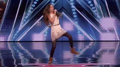 Thumbnail of Courtney Hadwin: 13-Year-Old Golden Buzzer Winning Performance - America's Got Talent 2018