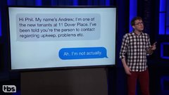 Thumbnail of Elaborate wrong number prank James Veitch