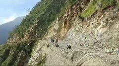 Thumbnail of A Heavy Landslides Caught on Camera