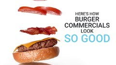 Thumbnail of How burgers look so good in commercials