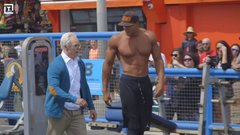 Thumbnail of Old Man Strength At Muscle Beach