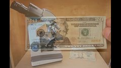 Thumbnail of How To Easily Identify Fake/Counterfeit US Paper Currency