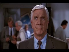 Thumbnail of Frank Drebin, Police Squad.    Classic intentionally bad American comedy.
