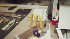 Thumbnail of McHive – the world's smallest McDonald's