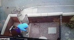 Thumbnail of Man Falls Off His Bike