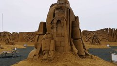 Thumbnail of Denmark's Sand Sculpture Festival 2019