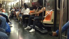 Thumbnail of Air Drummin' on the B Train