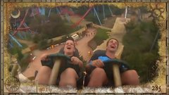 Thumbnail of Catching a phone in rollercoaster