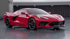 Thumbnail of Corvette's Ferrari 458 for a fraction of the price - the new mid-engined NA V8 Stingray!