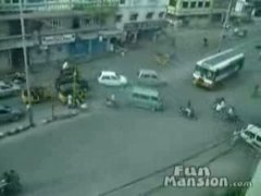 Thumbnail of Crazy traffic in India