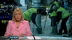 Thumbnail of Walking Fail - Man Falls on Ice in Dublin On RTE news