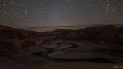 Thumbnail of A Night at Reflection Canyon - 4K Timelapse