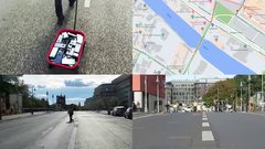 Thumbnail of Google Maps Hacks by Simon Weckert