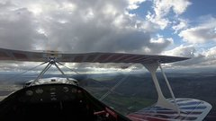 Thumbnail of Pitts vs. Christen Eagle Canopy Roll