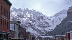 Thumbnail of Avalanche Triggered from Telluride, Colorado's Ajax Peak