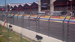 Thumbnail of Standing 5 meters from the start of a Formula One race (best V8 sound)