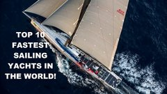 Thumbnail of Top 10 Fastest Sailboats on the Planet