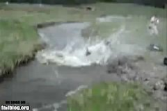Thumbnail of Creek jump fail