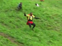 Thumbnail of Gloucestershire Cheese Rolling 2009