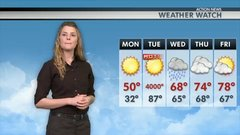 Thumbnail of Weather girl prank