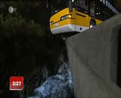 Thumbnail of How to turn around a bus on a bridge