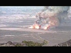 Thumbnail of Rocket fuel plant blows-up
