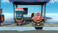 Thumbnail of Chump & Clump wait for the bus