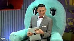 Thumbnail of Pee-wee gets an iPad!