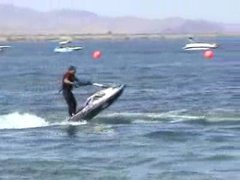 Thumbnail of Jet ski freestyle