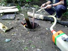 Thumbnail of How to make a fire faster!!