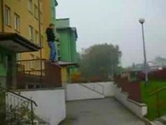 Thumbnail of Parkour Fail Compilation