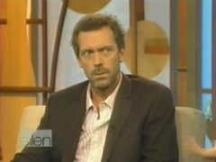 Thumbnail of Stop boring Hugh Laurie.