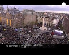 Thumbnail of Mass panic in Netherlands