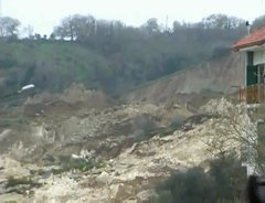 Thumbnail of Landslides hit Italy after heavy rain