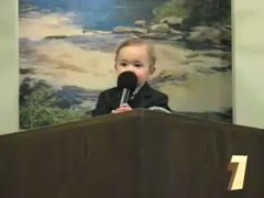 Thumbnail of 10 Craziest Child Preachers