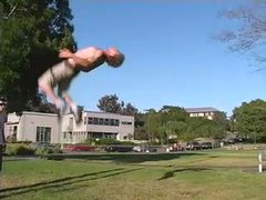 Thumbnail of Andy Lewis' squirrel backflip.