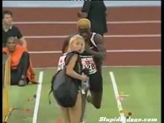 Thumbnail of Track Star Destroys Unsuspecting Woman