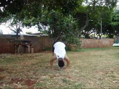 Thumbnail of How to do a back flip