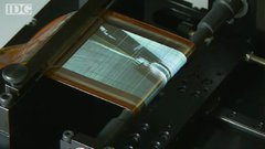 Thumbnail of Rollable OLED screen