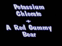Thumbnail of Gummy Bear vs Potassium Chlorate