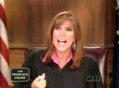 Thumbnail of Judge Milian owns some idiot lawyer